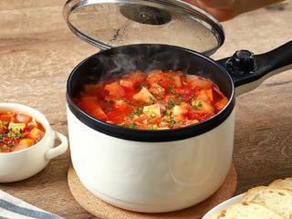 電気調理鍋 スープポット 1L